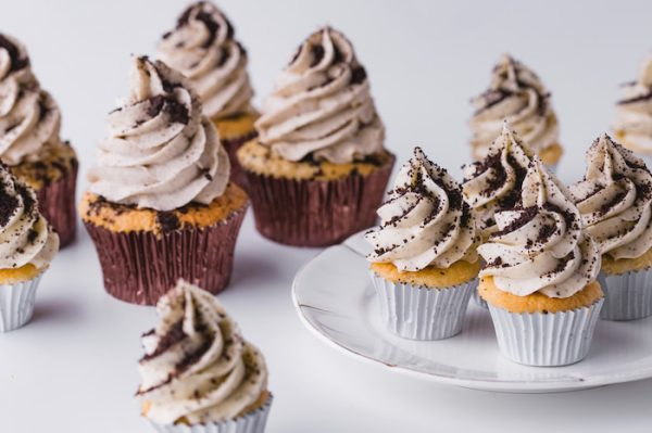 Catering - Cookies & Cream Cupcakes