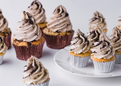 Catering - Cookies & Cream Cupcakes